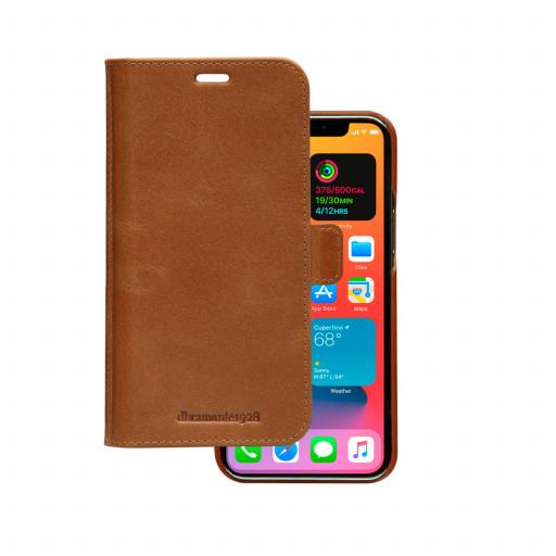 Dbramante Lynge Wallet for iPhone 12 Pro / 12 - Tan