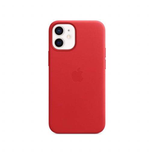 Apple Skinndeksel med MagSafe til iPhone 12 Mini – (PRODUCT)RED