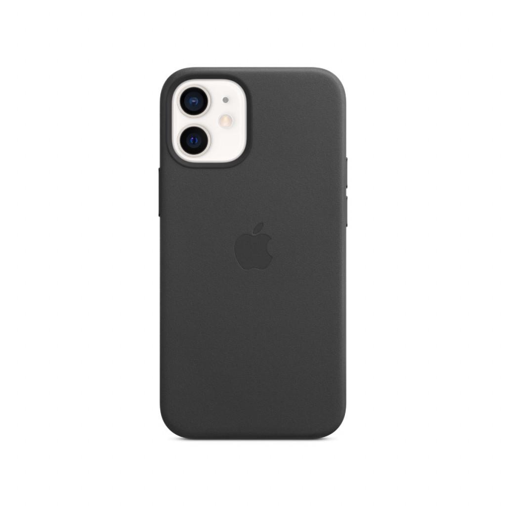Apple Skinndeksel med MagSafe til iPhone 12 Mini – Svart