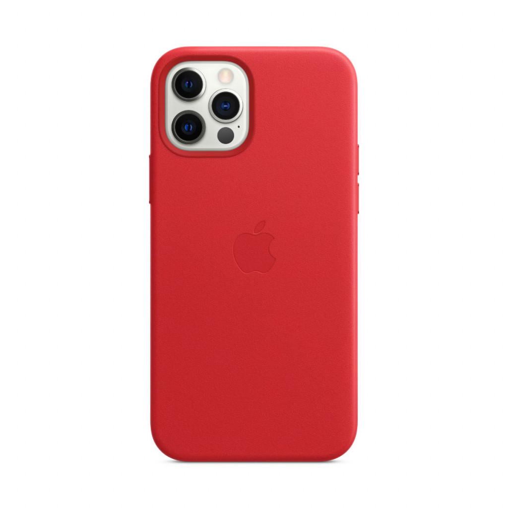 Apple Skinndeksel med MagSafe til iPhone 12 Pro / 12 – (PRODUCT)RED