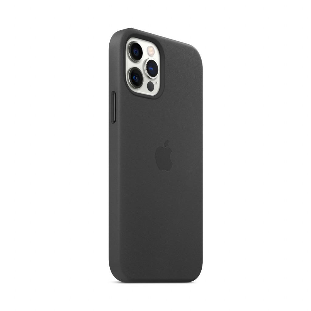 Apple Skinndeksel med MagSafe til iPhone 12 Pro / 12 – Svart