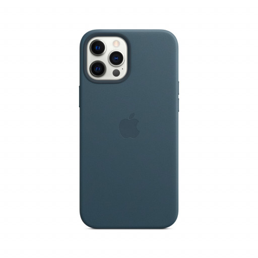 Apple Skinndeksel med MagSafe til iPhone 12 Pro Max – Baltisk Blå