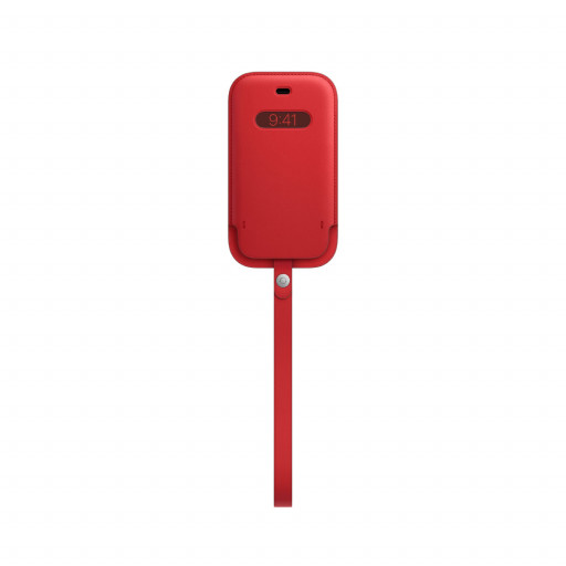 Apple Skinnmappe med MagSafe til iPhone 12 Mini – (PRODUCT)RED