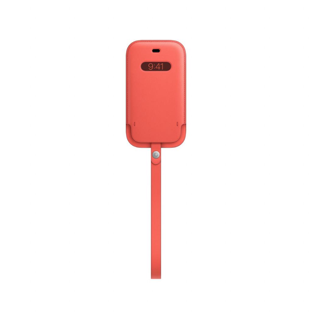 Apple Skinnmappe med MagSafe til iPhone 12 Mini – Rosa Sitrus