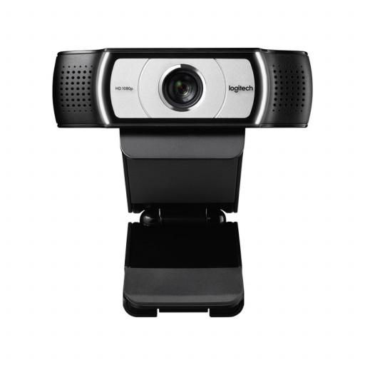 Logitech HD Pro Webcam C930e - Svart