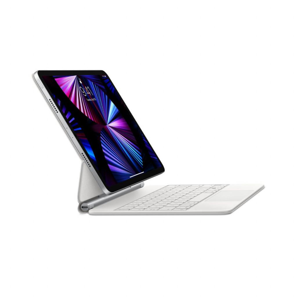 Apple Magic Keyboard til 11-tommers iPad Pro (3. gen.) Norsk - Hvit