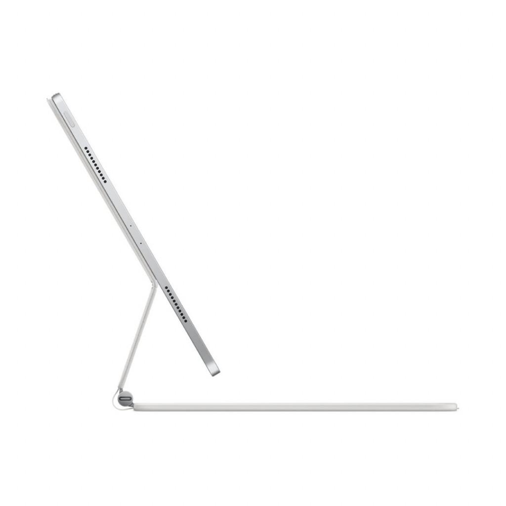 Apple Magic Keyboard til 12.9-tommers iPad Pro (5. gen.) Norsk - Hvit