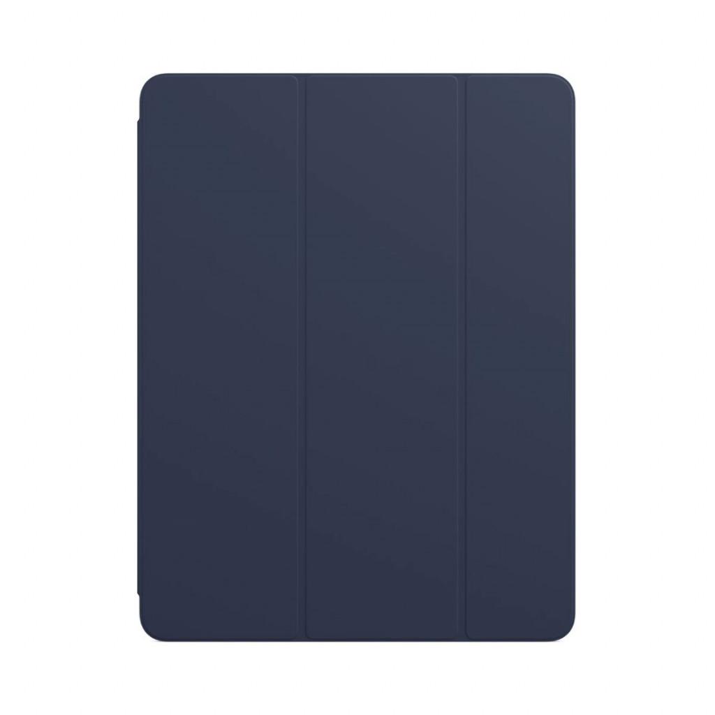 Apple Smart Folio til 12,9-tommers iPad Pro (2021) - Marineblå