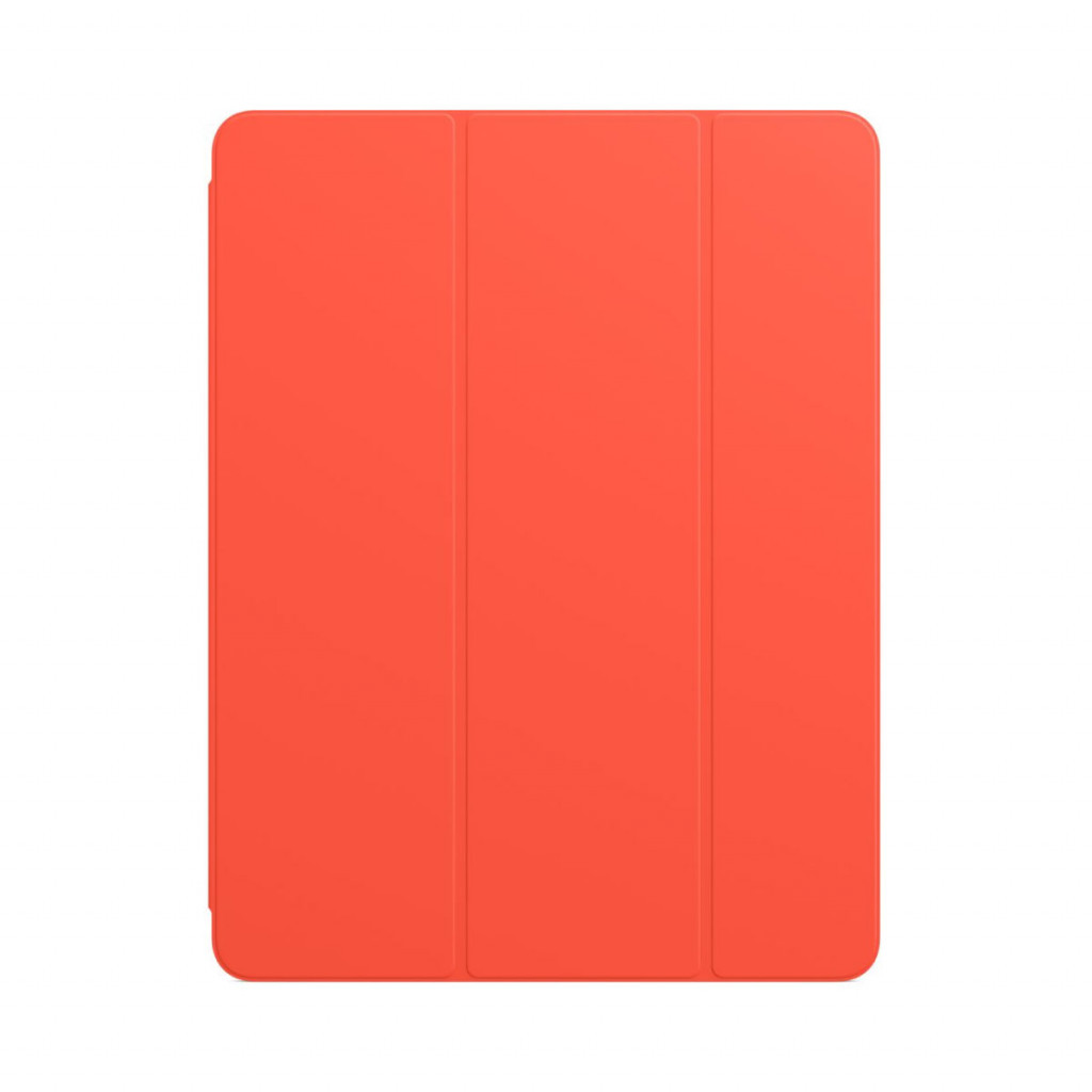 Apple Smart Folio til 12,9-tommers iPad Pro (2021) - Elektrisk Oransje