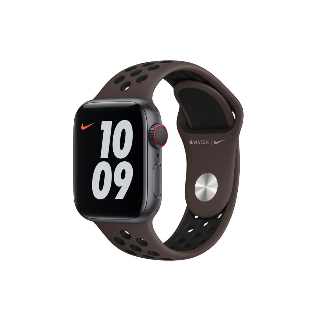 Apple Watch 40 mm Nike Sport Band - Ironstone/Black