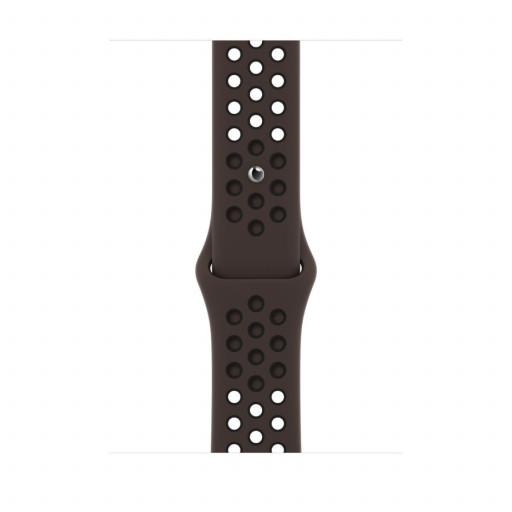 Apple Watch 44 mm Nike Sport Band - Ironstone/Black