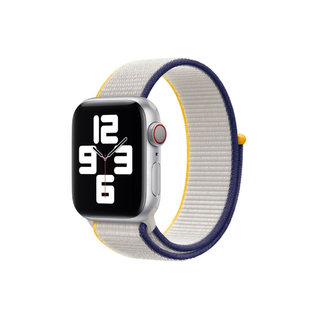 Apple Watch 40 mm Sport Loop - Sjøsalt