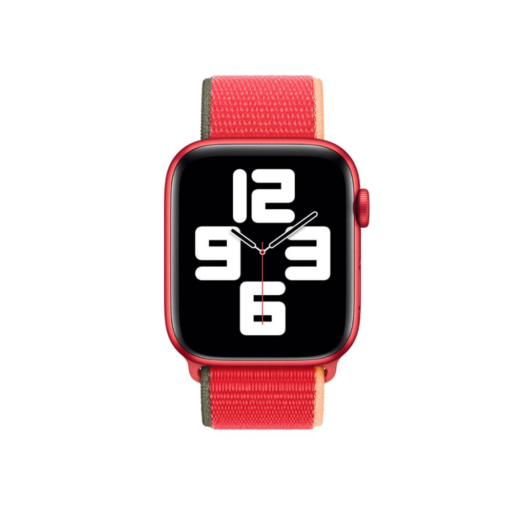 Apple Watch 44 mm Sport Loop - (PRODUCT)RED