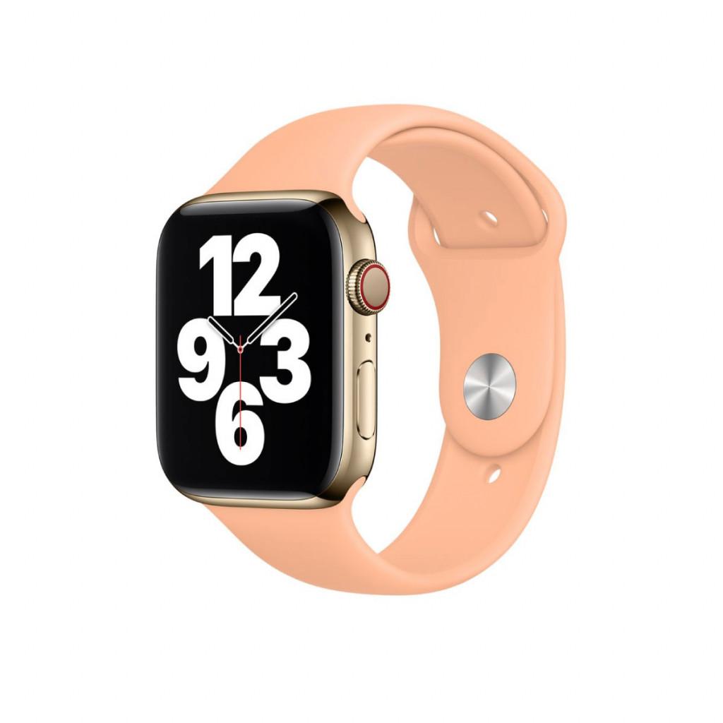 Apple Watch 44 mm Sport Band - Cantaloupe