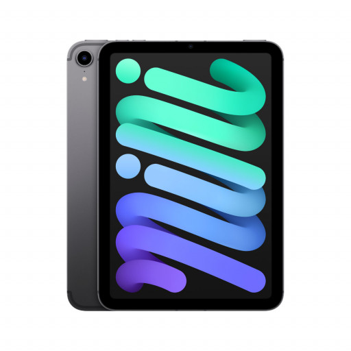 iPad mini Wi-Fi + Cellular 64GB Stellargrå