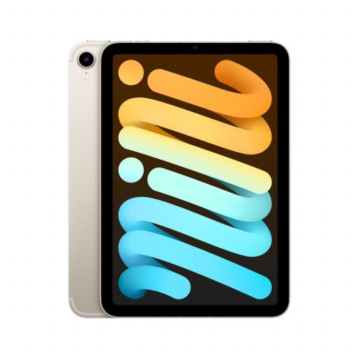 iPad mini Wi-Fi + Cellular 64GB Stjerneskinn