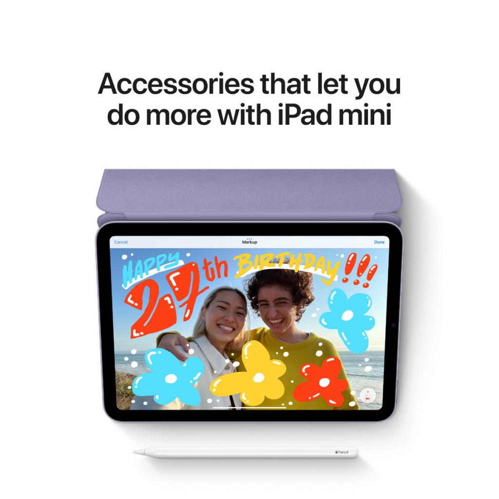 iPad mini Wi-Fi + Cellular 256GB Stjerneskinn