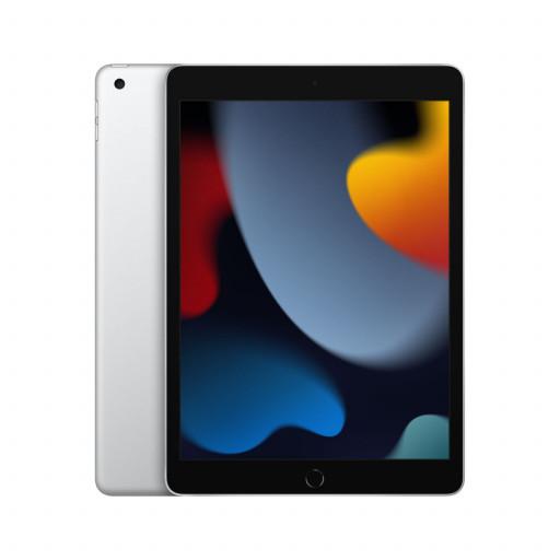 iPad (2021) 10.2-tommer Wi-Fi 256GB Sølv
