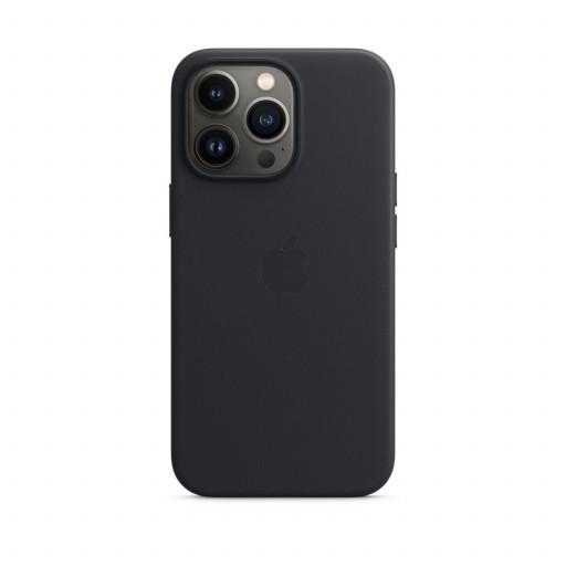 Apple Skinndeksel med MagSafe til iPhone 13 Pro – Midnatt