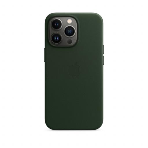 Apple Skinndeksel med MagSafe til iPhone 13 Pro – Sekoyagrønn