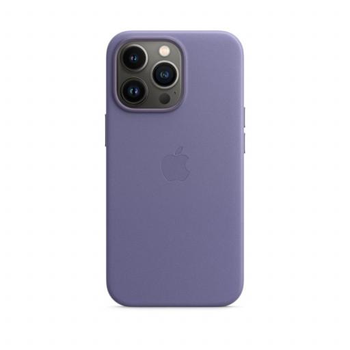 Apple Skinndeksel med MagSafe til iPhone 13 Pro – Blåregn