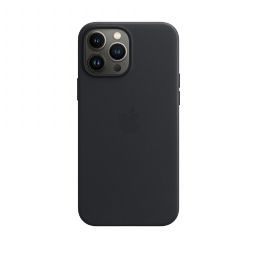 Apple Skinndeksel med MagSafe til iPhone 13 Pro Max – Midnatt