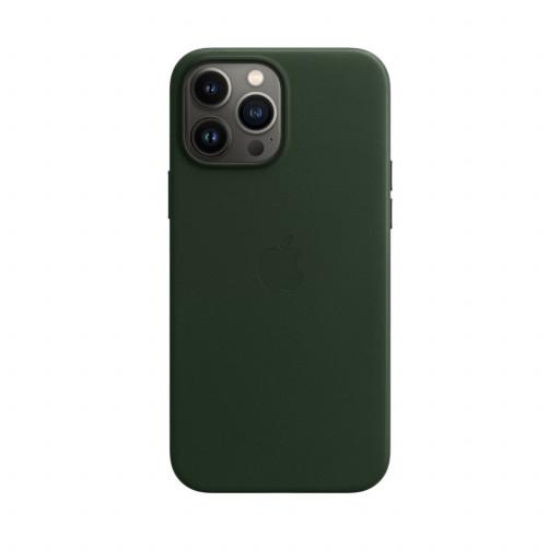 Apple Skinndeksel med MagSafe til iPhone 13 Pro Max – Sekoyagrønn