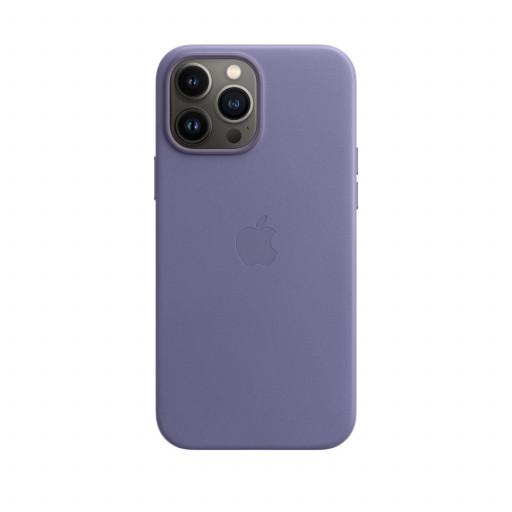Apple Skinndeksel med MagSafe til iPhone 13 Pro Max – Blåregn