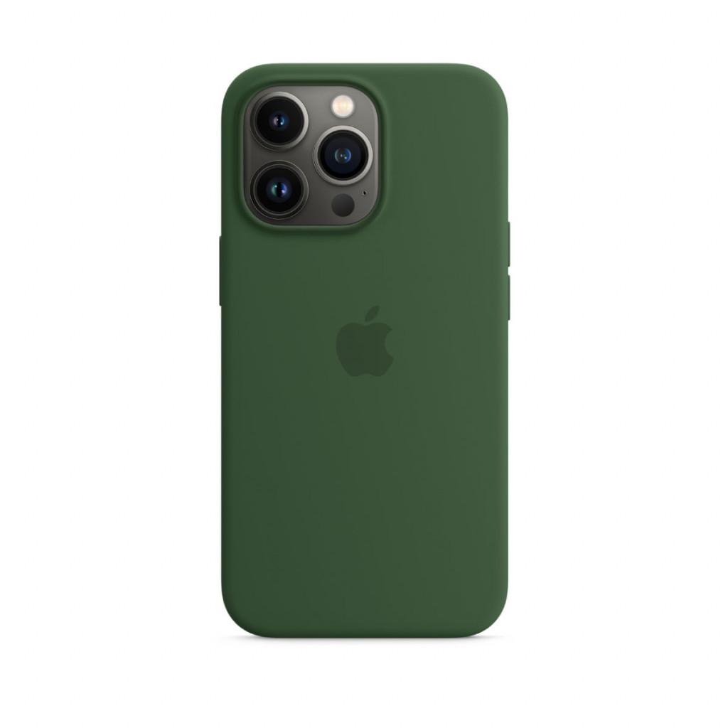 Apple Silikondeksel med MagSafe til iPhone 13 Pro – Kløver