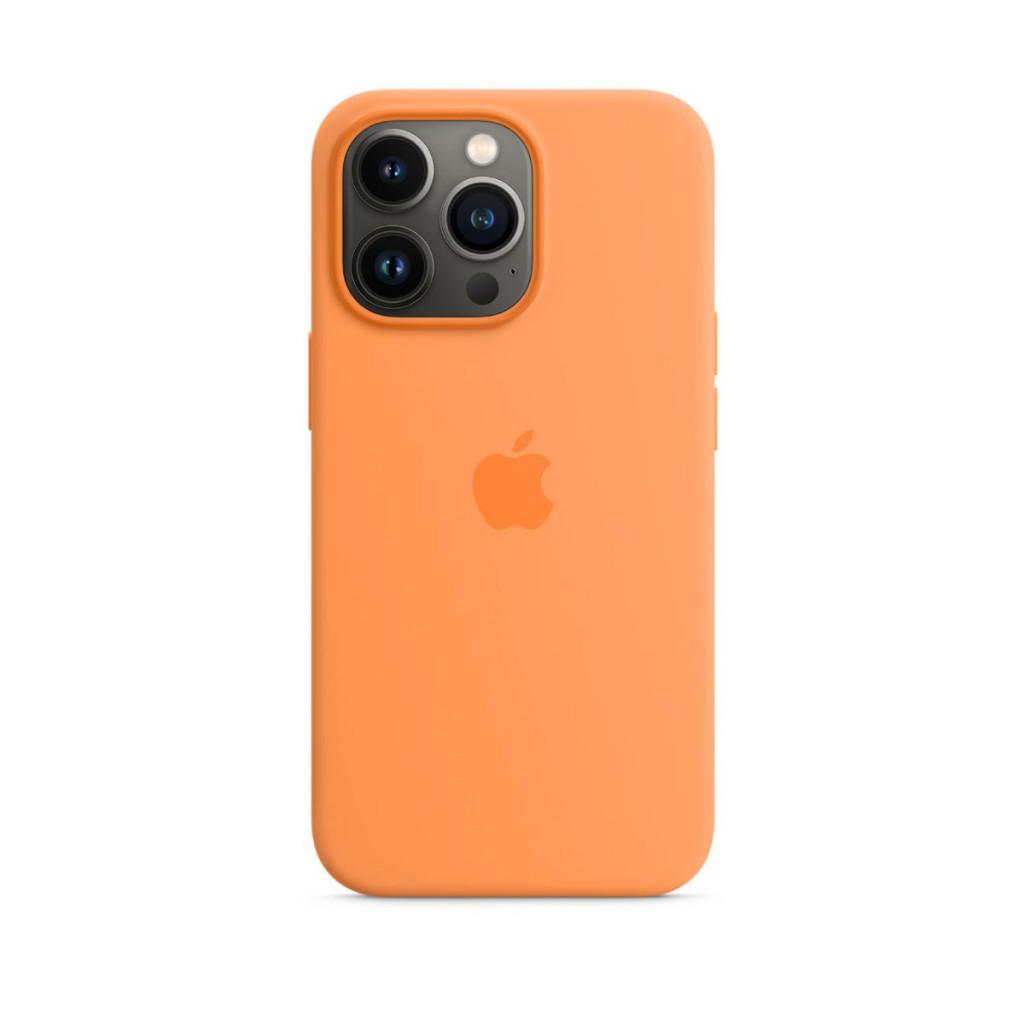 Apple Silikondeksel med MagSafe til iPhone 13 Pro – Ringblomst