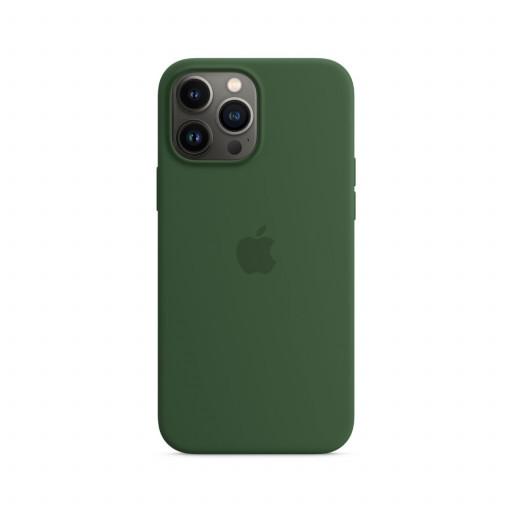 Apple Silikondeksel med MagSafe til iPhone 13 Pro Max – Kløver