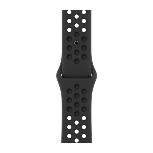 Apple Watch 45 mm Nike Sport Band - Anthracite/Black