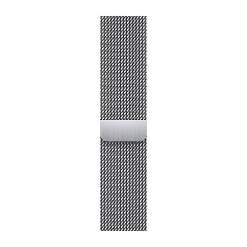 Apple Watch 41 mm Milanese Loop - Sølv